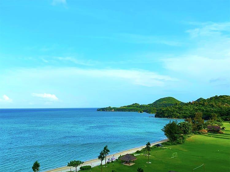 石垣島おすすめフォトスポットー底地(すくじ)ビーチ