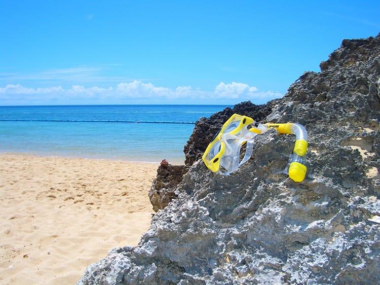 石垣島おすすめフォトスポットーサンセットビーチ