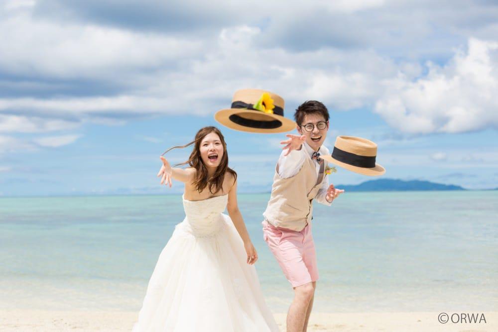 結婚式を挙げていないおふたりや前撮り後撮りにおすすめ!