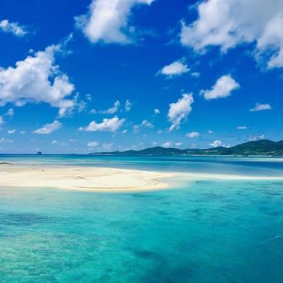 久米島のプラン