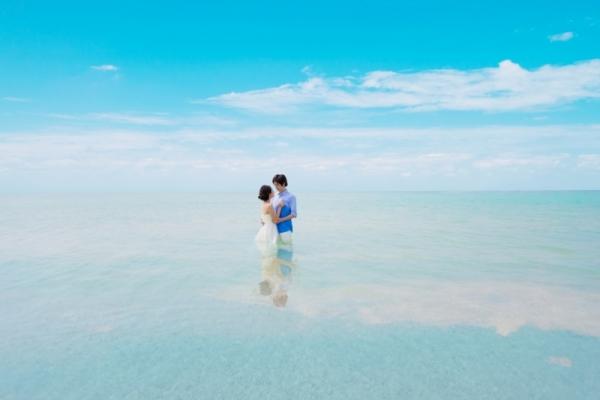 capryフォトウェディング沖縄