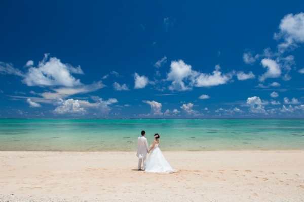 【NEW】Location Photo Wedding Premier - Full Pack(Ishigakijima Island)