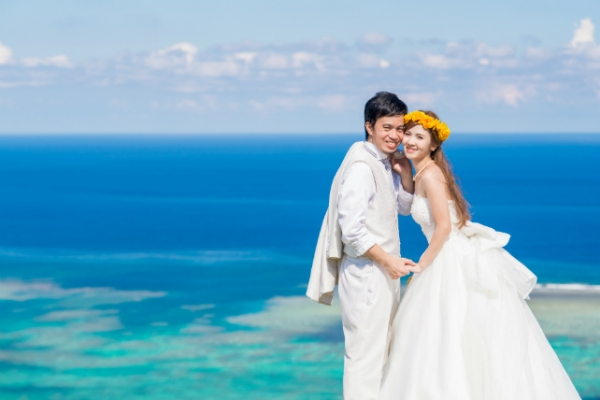 【NEW】Location Photo Wedding Premier (Ishigakijima Island)