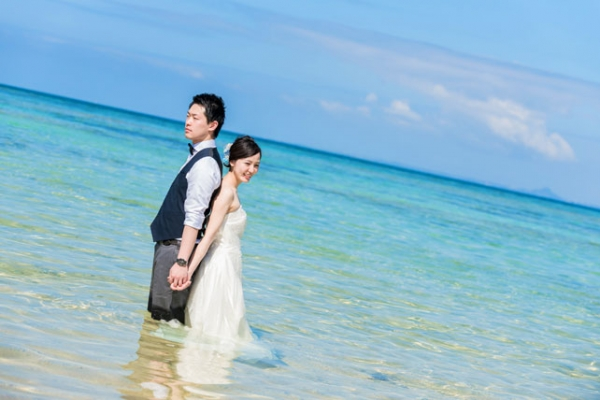 """Trash The Dress""Basic Plan (Miyakojima Island)"