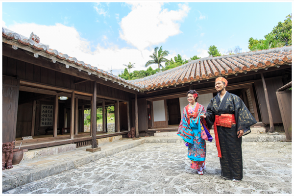 DISCOVERY OKINAWA Premium Wedding Photo(中部コース 3ロケ 300カット)